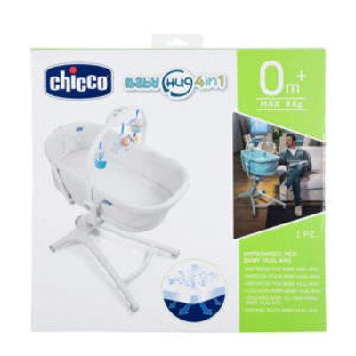 chicco Chicco Baby Hug 4 in 1 co-sleeper matras - Wit