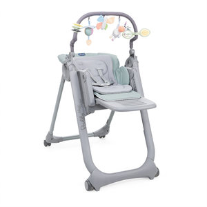 chicco Kinderstoel Chicco Polly Magic Relax Antiguan Sky