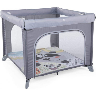 chicco Chicco box Open park junior 94,5 cm polyester grijs