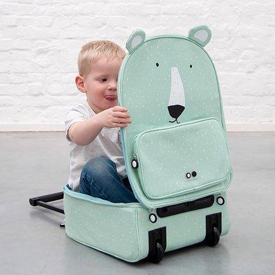 trixie Trixie - Traveltrolley - Mr. Polar Bear