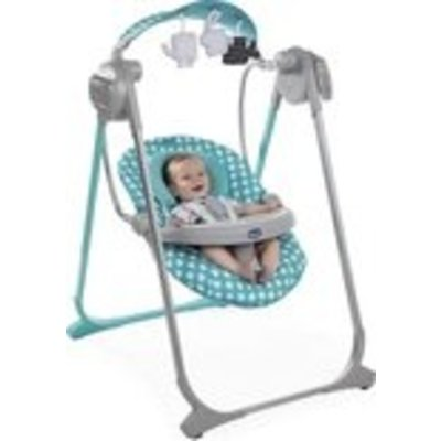 Chicco Chicco Schommelstoel Polly Swing turquoise