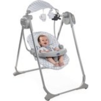 chicco Chicco Schommelstoel Polly Swing Up Junior Polyester Wit