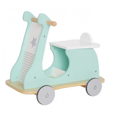 jabadabado Mini scooter loopwagen