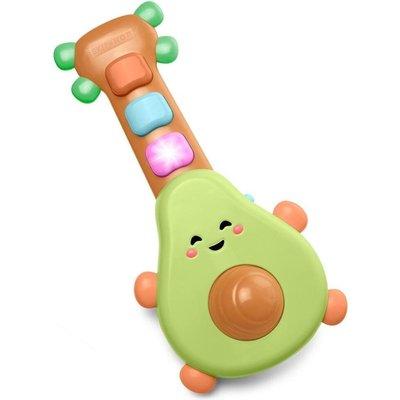 skip hop Skip Hop Rock-a-Mole Speelgoed Gitaar - Avocado