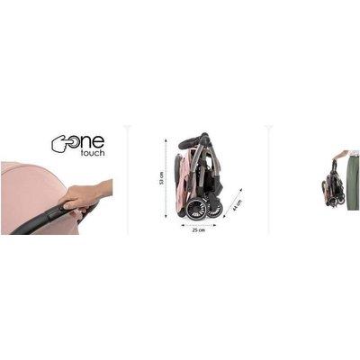 chicco Chicco Buggy Cheerio Blossom - Plooibuggy - Kinderwagen - Lichtgewicht - Verstelbare rugleuning