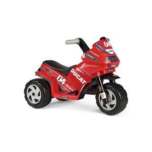 PegPerego Electrisch 6 volt Ducati Mini