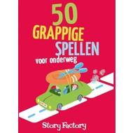 Story Factory 50 grappige spellen voor onderweg