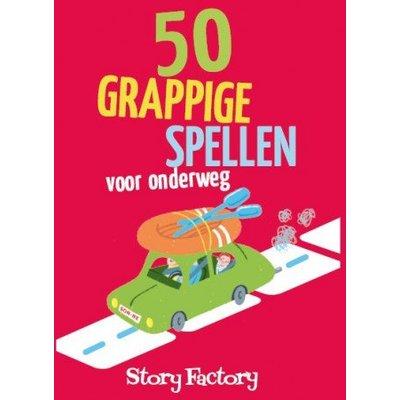 TFF 50 grappige spellen voor onderweg