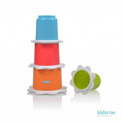 Kidsme Stacking Cups - stapelbekers
