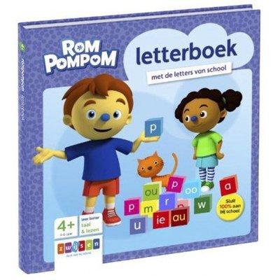 RomPompom (Zwijsen) Letterboek