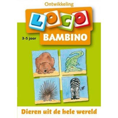 Loco Dieren uit de hele wereld (bambino)