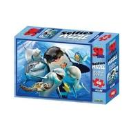 Prime3D 3D Puzzel, Oceaan Selfie, 48 stuks