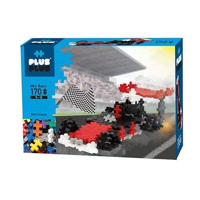 Plus-Plus Mini Basic - Racewagen - 170 stuks