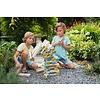 BS Toys (BuitenSpeel) grote-houten-bouwtoren (jenga)