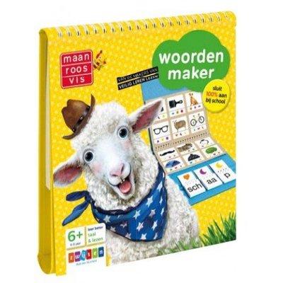 Maan Roos Vis Woordenmaker