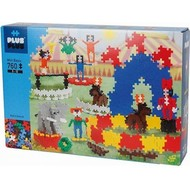 Plus-Plus Mini Basic - Circus - 760 stuks