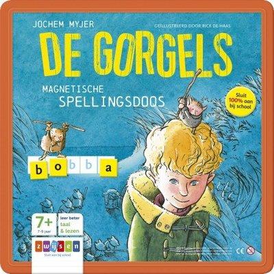 Zwijsen Magnetische Spellingsdoos, De Gorgels