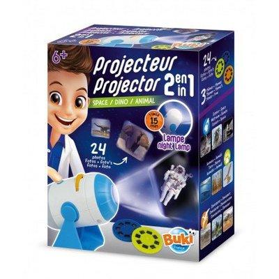 Buki Projector 2 in 1