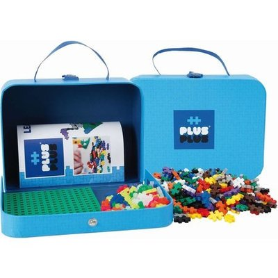 Plus-Plus Mini Basic - Schatkist - 400 stuks