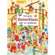 Deltas Het grote Sinterklaas kijk- en zoekboek