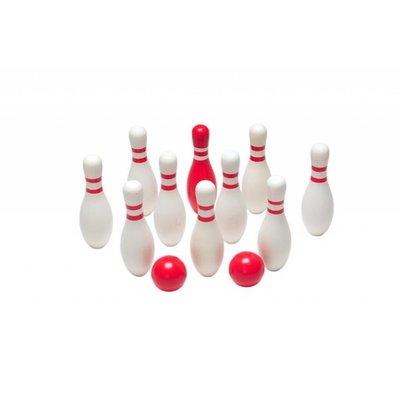 BS Toys (BuitenSpeel) Bowlingset (hout)