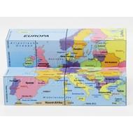ZooBooKoo kubusboekjes Kubusboek Europa