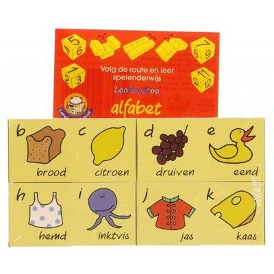 ZooBooKoo  Kubusboek Alfabet