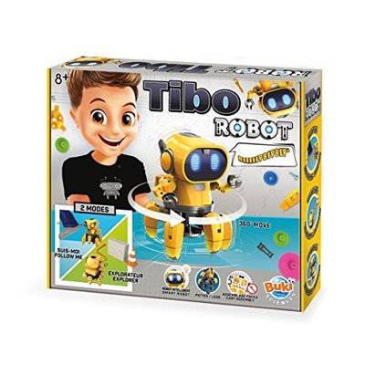 Buki Experimenten - Tibo Robot