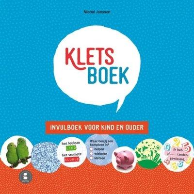 Gezinnig Kletsboek, altijd iets om over te praten!