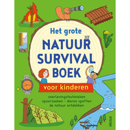 Deltas Het grote natuur survivalboek voor kinderen