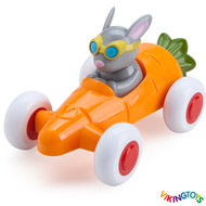 Viking Toys Raceauto - wortel