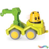Viking Toys Bezige bij - kraanwagen
