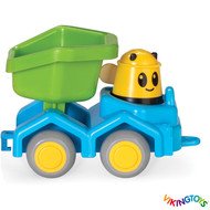 Viking Toys Bezige bij - kiepwagen