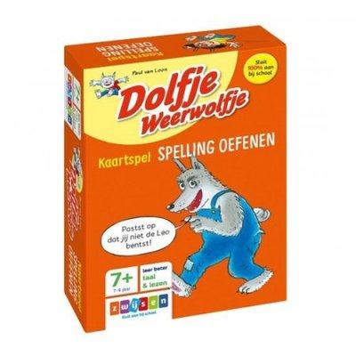 Dolfje weerwolfje kaartspel - spelling oefenen