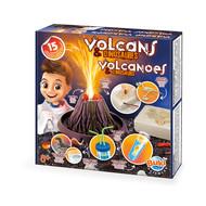Buki Experimenten Scheikunde, Vulkanen en Dinosaurussen