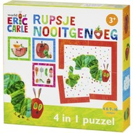 Bambolino  Rupsje Nooitgenoeg - Puzzel (4+6+9+16)