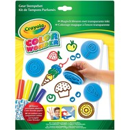 Crayola Color wonder - Geur - Stempelset