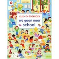 Deltas Kijk- en zoekboek - We gaan naar school
