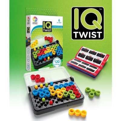 SmartGames IQ - Twist