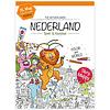 Very Mappy Nederland XL kleurplaat