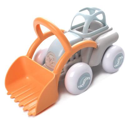 Viking Toys Tractor met voorlader (ecoline)