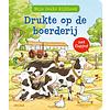 Deltas Mijn leuke kijkboek (met flapjes) - drukte op de boerderij