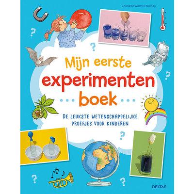 Deltas Mijn eerste experimentenboek