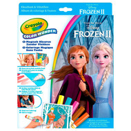 Crayola Color wonder - Box set, Frozen 2
