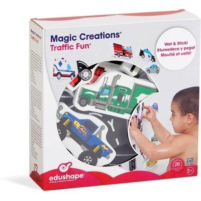 Edushape Badspeelgoed - Magic creations - Verkeer