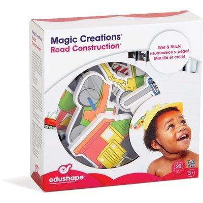 Edushape Badspeelgoed - Magic creations - wegwerkers