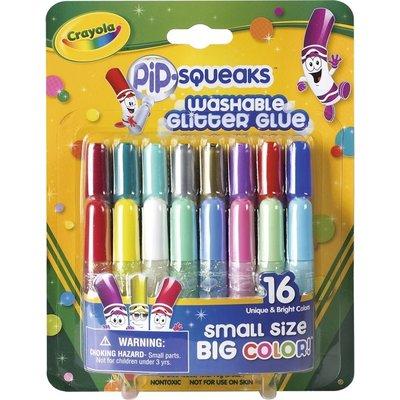 Crayola Glitterlijmtubes, 16 stuks