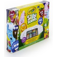 Crayola Geur kleurkoffer - Silly scents