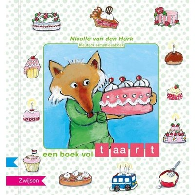 Zwijsen Kleuter samenleesboek - Een boek vol taart