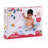 Edushape vissen vangen in bad